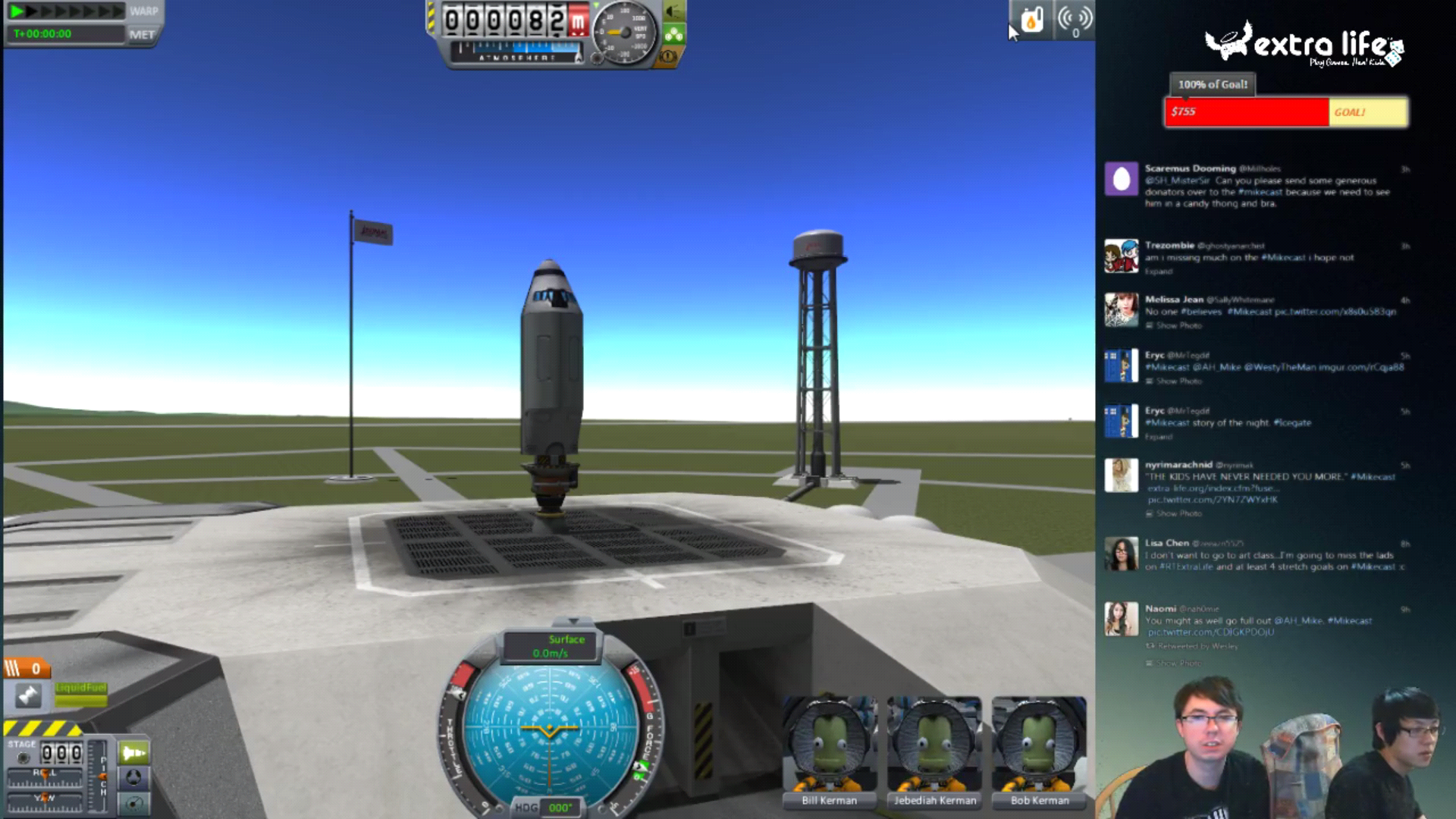 Kerbal Space Program Gameplay